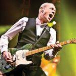 Francis Rossi, la guitarra de Status Quo, una banda «transversal»